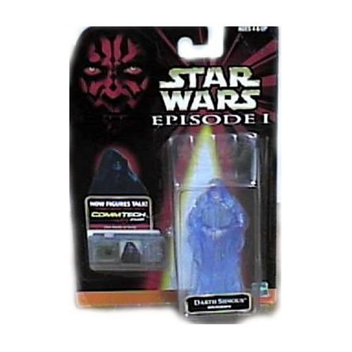 Star Wars Episdode I Commtech Chip Darth Sidious Holograph Figure Rare Find!! - Buy Star Wars Episdode I Commtech Chip Darth Sidious Holograph Figure Rare Find!! - Purchase Star Wars Episdode I Commtech Chip Darth Sidious Holograph Figure Rare Find!! (Star Wars, Toys & Games,Categories,Action Figures)