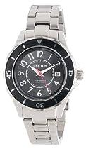 Sector Unisex R3253161503 Marine 230 Analog Stainless Steel Watch