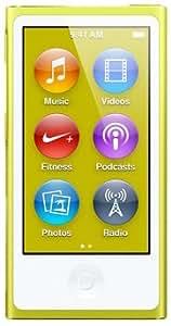 Apple iPod nano 16GB イエロー MD476J/A <第7世代>