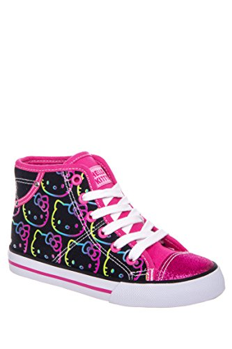 Girls' Sabrina High Top Sneaker