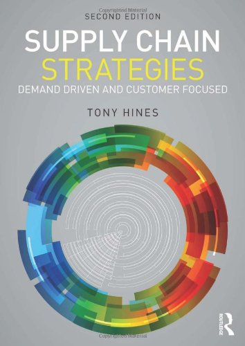 Supply Chain Strategies: Demand Driven and Customer Focused