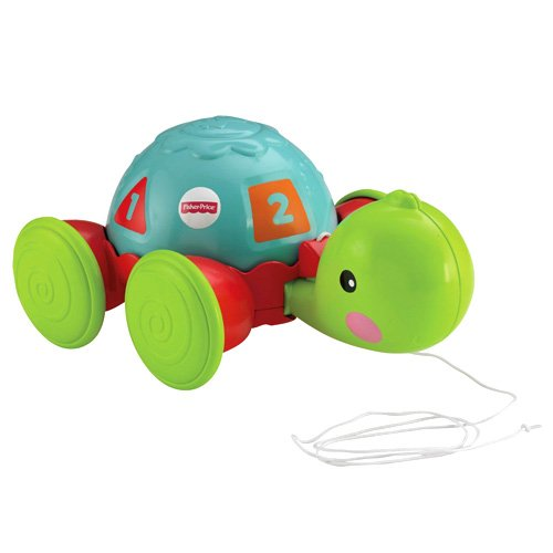 Fisher-Price Pull Along Turtle (Fisher Price Push And Pull compare prices)