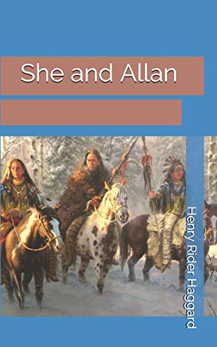 She and Allan [Haggard, Henry Rider] (Tapa Blanda)