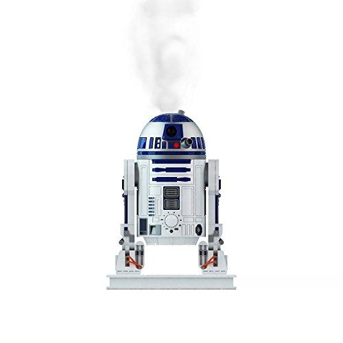 Star Wars R2D2 Ultrasonic Cool Mist Personal Humidifier, 7.8