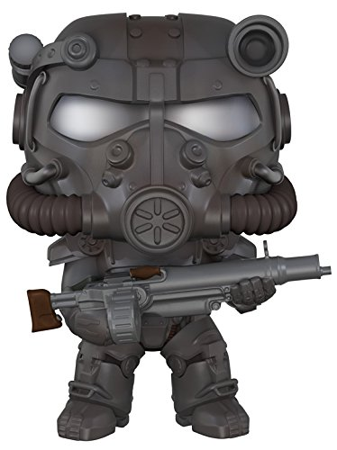 Funko Pop Games: Fallout 4-T-60 Power Armor Action Figure