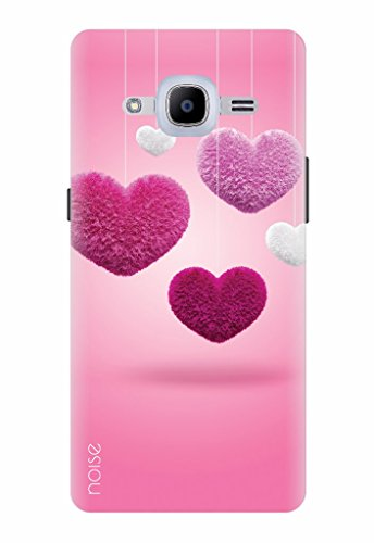 Noise-Designer-Printed-Case-Cover-for-Samsung-Galaxy-J2-6-New-2016-Edition-Patterns-Ethnic-Little-Pink-Hearts-Design-VD-46