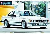 1/24エンスージアストモデルシリーズ11 BMW M635