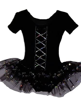 Tutu / Ballet / Dance Dress Black 2-3Y