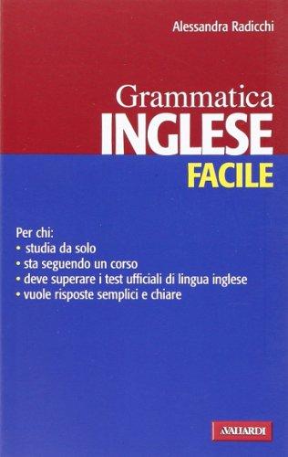 Inglese facile Grammatica PDF