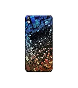 EPICCASE Premium Printed Back Case Cover With Full protection For HTC Desire 816 (Designer Case)