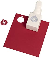 Martha Stewart Crafts Aspen Ornament Double Punch