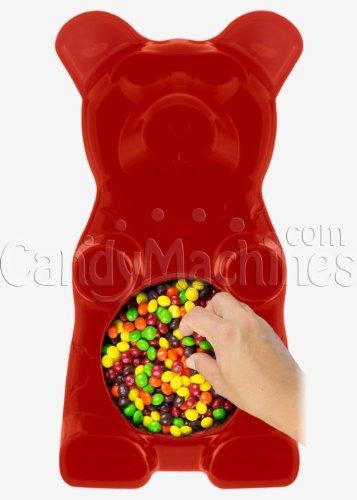 27 POUND Giant Gummy Bears - Cherry World's Largest Gummy Bears