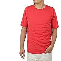 (ジョンスメドレー) John Smedley BASIL コットン Tシャツ [FLAG RED]