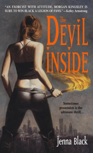 The Devil Inside (Morgan Kingsley, Exorcist, Book 1)