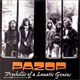 Psychillis of a Lunatic Genius By Pazop (2001-01-01)