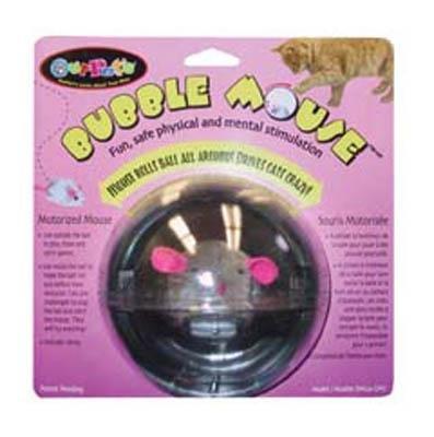 Our Pets Bubble Mouse Cat Toy