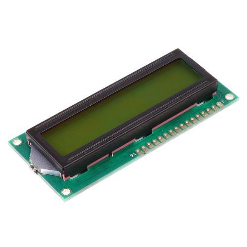 Chicho Character 1602 16X2 Yellow Green Blacklight Lcd Display Module
