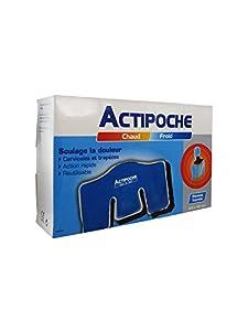 Cooper Actipoche Cervicales & Trapèzes 1 Poche Thermique