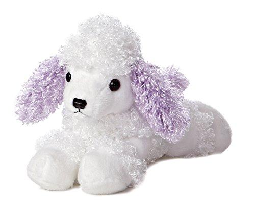 "Petite Purple Poodle 8"" by Aurora"