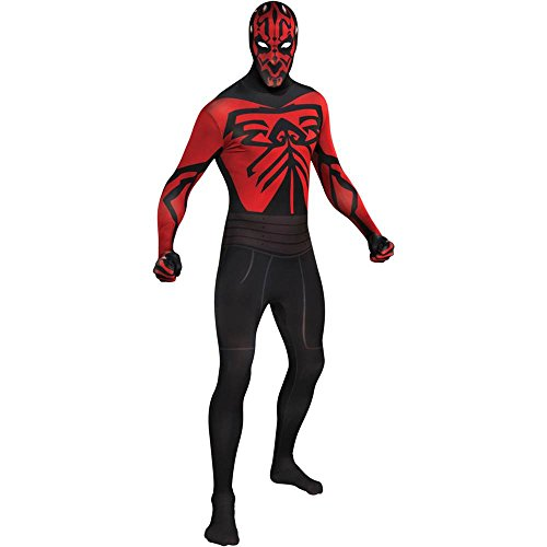 Darth Maul 2nd Skin Suit Adult Costume