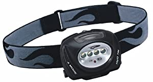 Princeton Tec Quad LED Headlamp black