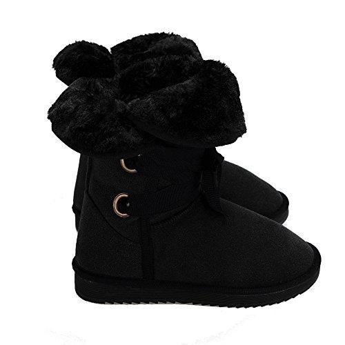 zeagoo-bottes-de-neige-fausse-fourrure-chaussures-boots-chaude-sangles-de-cheville-pour-femme-hiver-