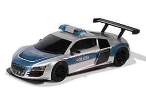 Scalextric 1:32 Audi R8 Police Slot Car