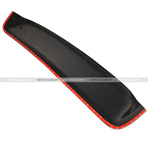 2002 2006 rsx r type jsp 27405 factory style high spoiler for 05 acura tl rear window visor