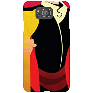 Samsung Galaxy Alpha G 850 Skill Work Matte Finish Phone Cover - Matte Finish Phone Cover