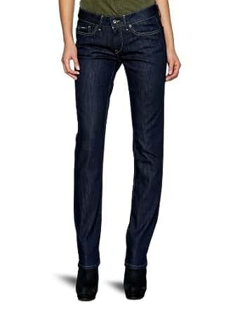 Pepe Jeans Soho - Jeans - Slim - Femme - Bleu (Denim) - FR: 36 (Taille fabricant: W25/L32)