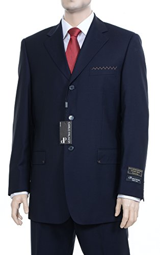 carlo-palazzi-classic-fit-sold-navy-blue-three-button-wool-suit-made-in-italy