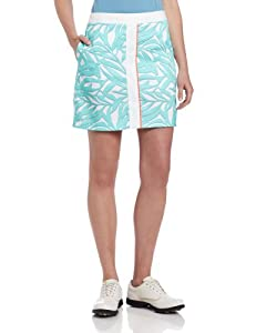 Greg Norman Collection Ladies West Palm Print Skort by Greg Norman