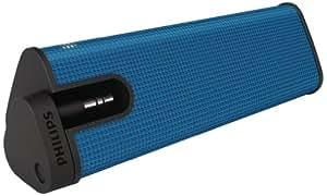 Philips SBA1610BLU/00 Enceinte portable pour Smartphone et lecteur mp3 2 W Bleu