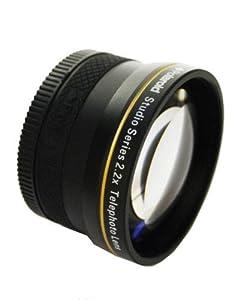 Polaroid serie Studio teleobjetivo de 52 mm 2.2X de alta definición, incluye funda y tapas - Electrónica Más información y revisión del cliente