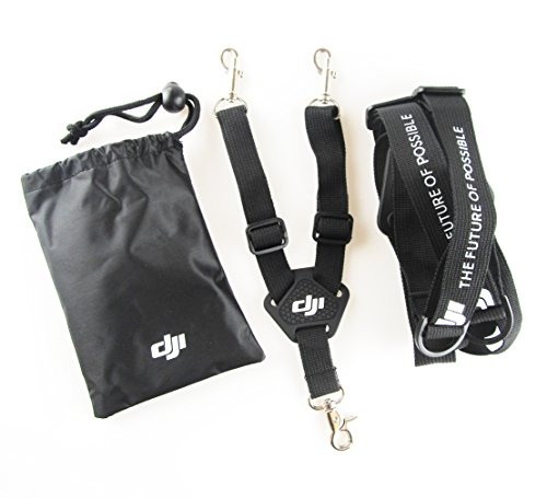 Anbee-Dual-Shoulder-Belt-Neck-Strap-Sling-Lanyard-for-DJI-Phantom-4-3-2-Vision-Inspire-1-Transmitters