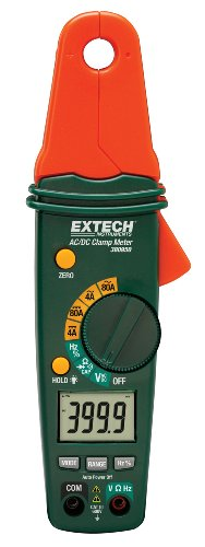 Extech 380950 80A Mini AC/DC Clamp Meter