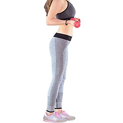 Miss Moly Women's Tights Active Yoga Running Pants Workout Leggings