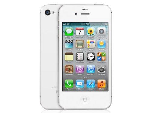 Apple アップル 新品正規品 海外版SIMフリー iPhone 4S  32GB WHITE 白 アイフォン アイフォーン
