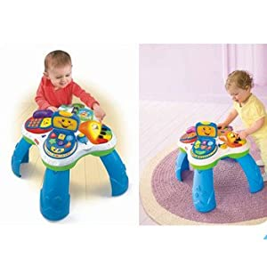 Fisher-Price Laugh & Learn Busy Day Learning Table