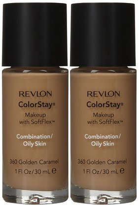 9#: Revlon Colorstay Makeup for Combination to Oily Skin, Golden ...
