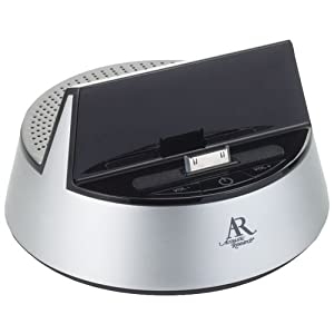 Acoustic Research ARS13 Docking Station for iPad, iPod, and iPhone