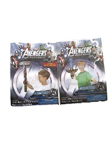 Marvel Avenger Inflatable Sword & Mallet - 1