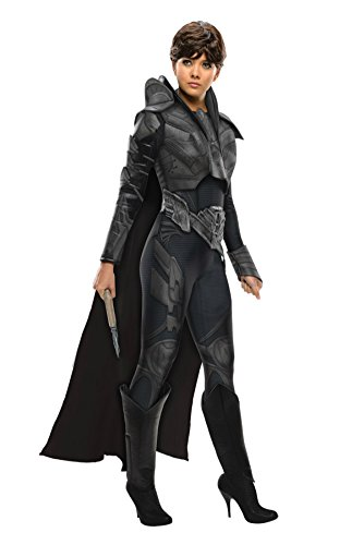 Rubies Womens Man Of Steel Faora Secret Wishes Superman Halloween Themed Dress