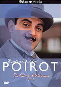 Agatha Christie's Poirot: The Movie Collection, Set 2: Dumb Witness, Hercule Poirot's Christmas, Hickory Dickory Dock and Murder on the Links