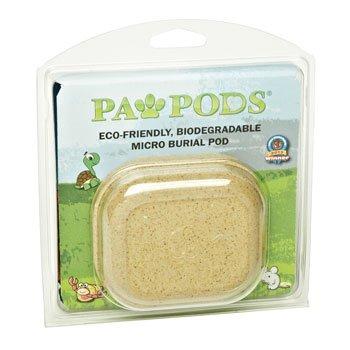 Paw Pods Biodegradable Micro Pet Casket