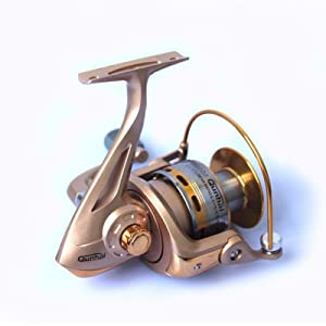 Fishing Reel ST Series with balancing system High Gear Spinning Reel by T-Air