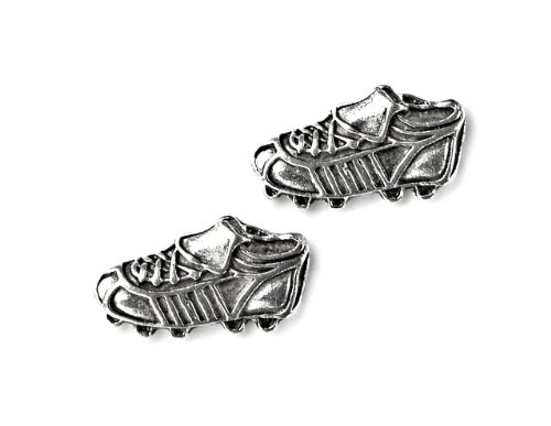 Track Shoes Cufflinks, Wedding Favors, Father Of The Bride Gift, Gift Box Included