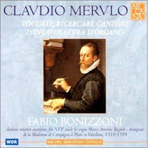 Claudio MERULO (1533 - 1604) 41RPA4D7XTL._SL500_AA300_