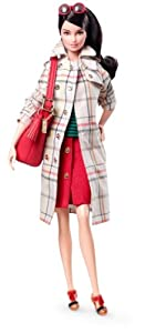 Barbie Collector Coach Designer Doll