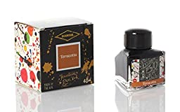 Diamine 40Ml Fountain Pen Ink - 150 Year Anniversary Edition Terracotta
